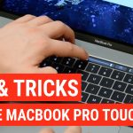 Touch Bar tips and tricks