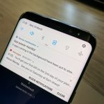 how to disable app notifications on Galaxy S8