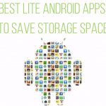 Best Lite Android apps to save storage space