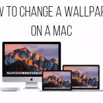 How To Change A Wallpaper On A Mac