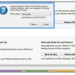 How to restore the iPhone 4S to factory settings with iTunes 23