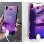 Samsung copies Huawei as Galaxy A9 Star Gets Gradient Color 11