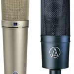 These are some of the best microphones for recording vocals 12