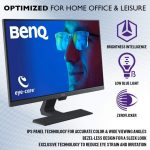 Super Deals on BenQ and Sceptre Monitors; Protect Your Eyes 15