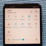 How to enable Eye Comfort on Honor 20 4