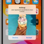 How To Use AirDrop On iPhone 11 Series 7