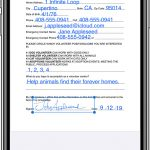 How To Sign A PDF Document On iPhone 11 Series 27