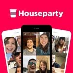 How to delete conversations on Houseparty 7