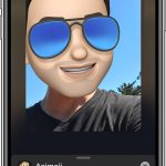 How To Use Your Animated Memoji On Facetime iPhone 11 Series 9