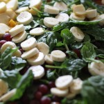 freeze spinach for smoothies