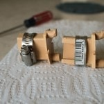 how to fix a merillat bracket