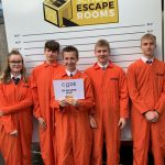 escape room for sixth formers