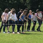 team building activities for sixth formers