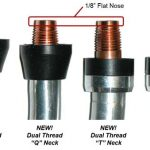 PRODUCT IMPROVEMENT – Dual Thread Necks for BTB MIG Guns