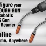 Video   Configure your Tregaskiss Robotic MIG Gun and Reamer Online
