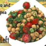 Tomato and Chickpea Salad from Zagleft m