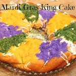 A traditional New Orleans Mardi Gras King Cake Recipe from ZagLeft