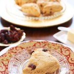 Dress up brunch or dinner with a batch of buttery scones made with sun-dried tomatoes, kalamata olives and crumbled goat cheese. These savory scones are tender, flaky and delicious! | www.zagleft.com