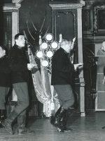 1964 Raimundtheater – Der Feldherrnhügel – Maxi Böhm, Emmerich Arleth