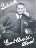 Ernst Arnold – Abend