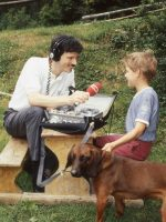 1992 Radiointerview in Hollenstein