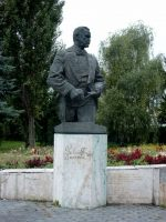 Lehár Denkmal in Komarno