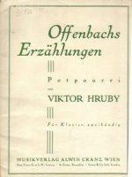 Offenbachs Erzaehlungen