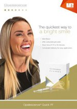 Opalescence Quick PF 45% Whitening Sales Sheet