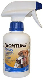 Frontline Flea and Tick Treatment Dog/Cat Spray review