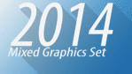 Trendy 2014 Graphics Set