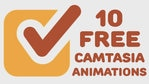 Free Camtasia Animations