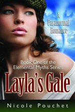 Review~ Layla's Gale (Elemental Myths #1) by Nicole Pouchet