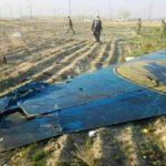 Актуальная информация о катастрофе украинского самолета в Иране
