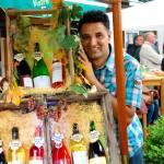 Angebot an Weinen zum 27. Weinfest Duisdorf
