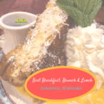 Best Breakfast, Brunch and Lunch in Annapolis Maryland, award winning, breakfast, lunch, brunch, cafe, miss shirley's cafe, inner harbor, maryland, baltimore, take out, eat in, patio, dining areas, #shirleyslove, order up, eggs, bacon, hash, grits, stuffed french toast, southern slammer sandwich, libations, lunch, soups, salads, sandwiches, allergen friendly, food allergies, dining with food allergies, cross contamination, peanuts, nuts, honey, latex, vinyl, seafood, latex fruits, latex veggies, vegetables, Bay-O Po' Boy, Veggies, Funky Monkey bread, allergen free dining experience, E. Pratt Street, Heart of Inner Harbor, Benne Seed Honey & Cream, Buttermilk biscuits, Cookies N Cream Stuffed French toast, milk shot, coffee, diners, dining, food, foodies, southern food, restaurant, families, groups, single, dates, early morning, griddle, fresh, upscale, clean, friendly, delicious, food writer, travel writer, destination, traveller, tourism, waffles, vegetarian, clean eating, good eating, big portions, food, culinary, chicken and waffles, stuffed french toast, mango coconut stuffed french toast, family eats, dates, couples, friends, dining out, dining brunch, lunchtime, good eats at breakfast, serving size, fresh, artisan, freshmade, culinary travel, culinary writer, seafood, fantastic eats,