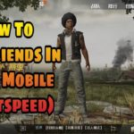 How to add Friends on pubg mobile lite
