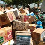Bantuan Korban Gempa Plau-Donggala