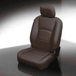 Ram 1500 Brown Leather Seat