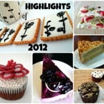 Specialty Cake Creations in 2012