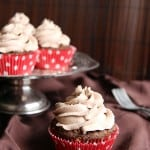 Chocolate Oatmeal Cupcakes