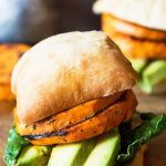 Sweet Potato Slider Appetizer