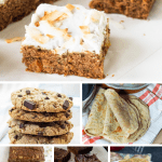 Tigernut Flour Recipe Collage