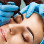Permanent Make Up Vermessung
