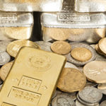gold bar precious metals IRA