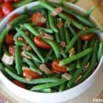 Easy Green Bean And Bacon Salad recipe is the perfect side dish to enjoy any time of the year.