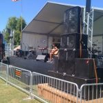 sound system hire auckland - for outdoor concerts