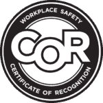 COR logo workplace safety