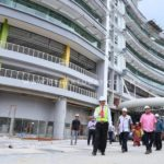 Hearty Milestone for State Hospital