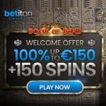 Betiton Casino & Sports | 100% free bonus and 150 gratis spins