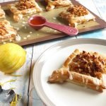 Gluten Free Treacle Tart Danish Pastries